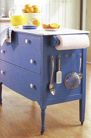 Island Dresser