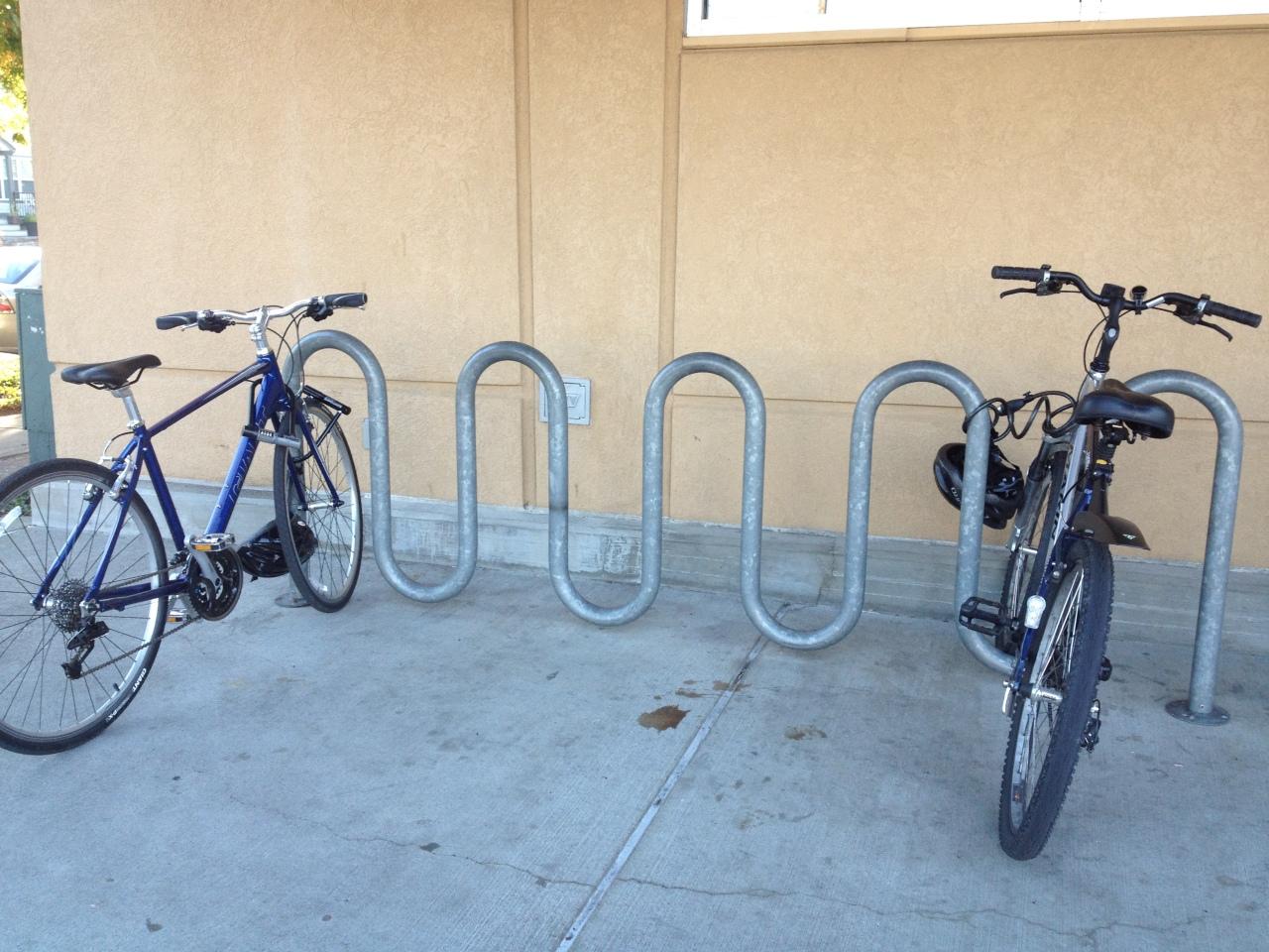 Bicycle Racks for ApartmentCommunities