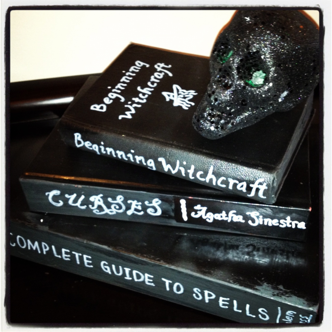 Halloween Decorations | A Witches Library