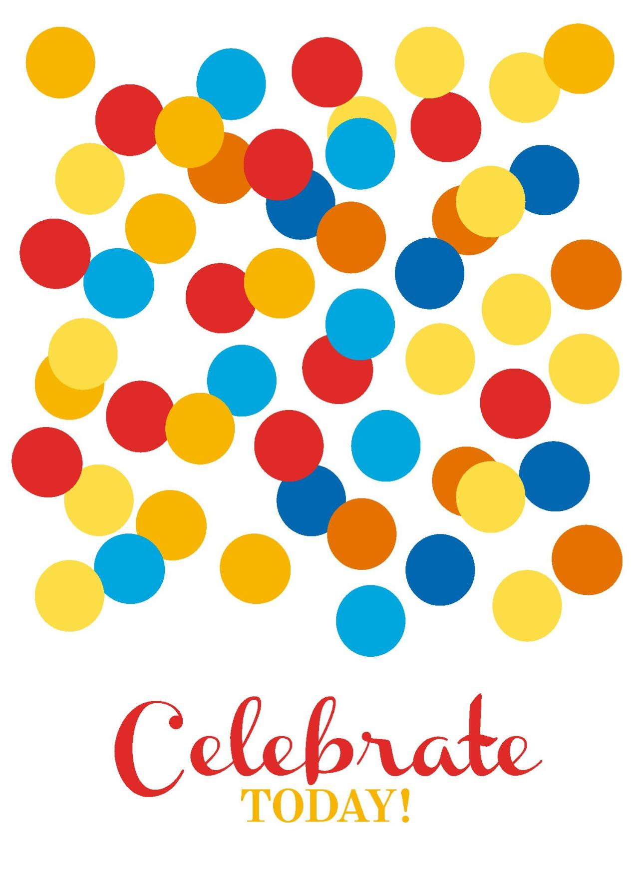 Celebrate Today! 10 Ways To 'Celebrate Today' from #easywayapartments
