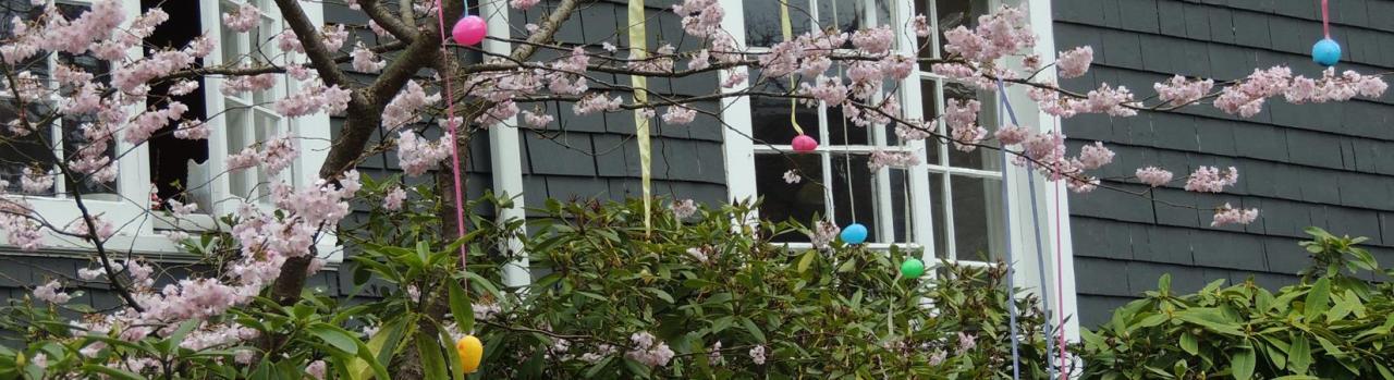easter egg tree 2