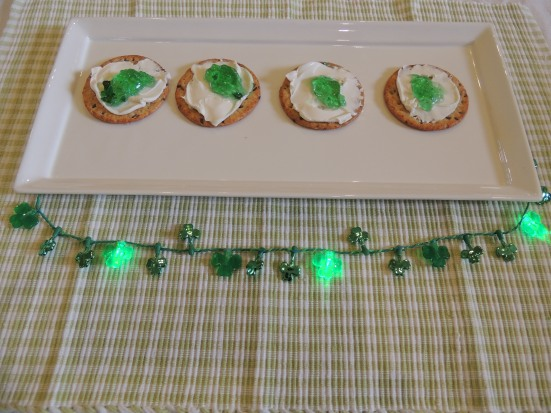 Ridiculously Easy Appetizers for St. Patrick's Day from #EasyWayApartments