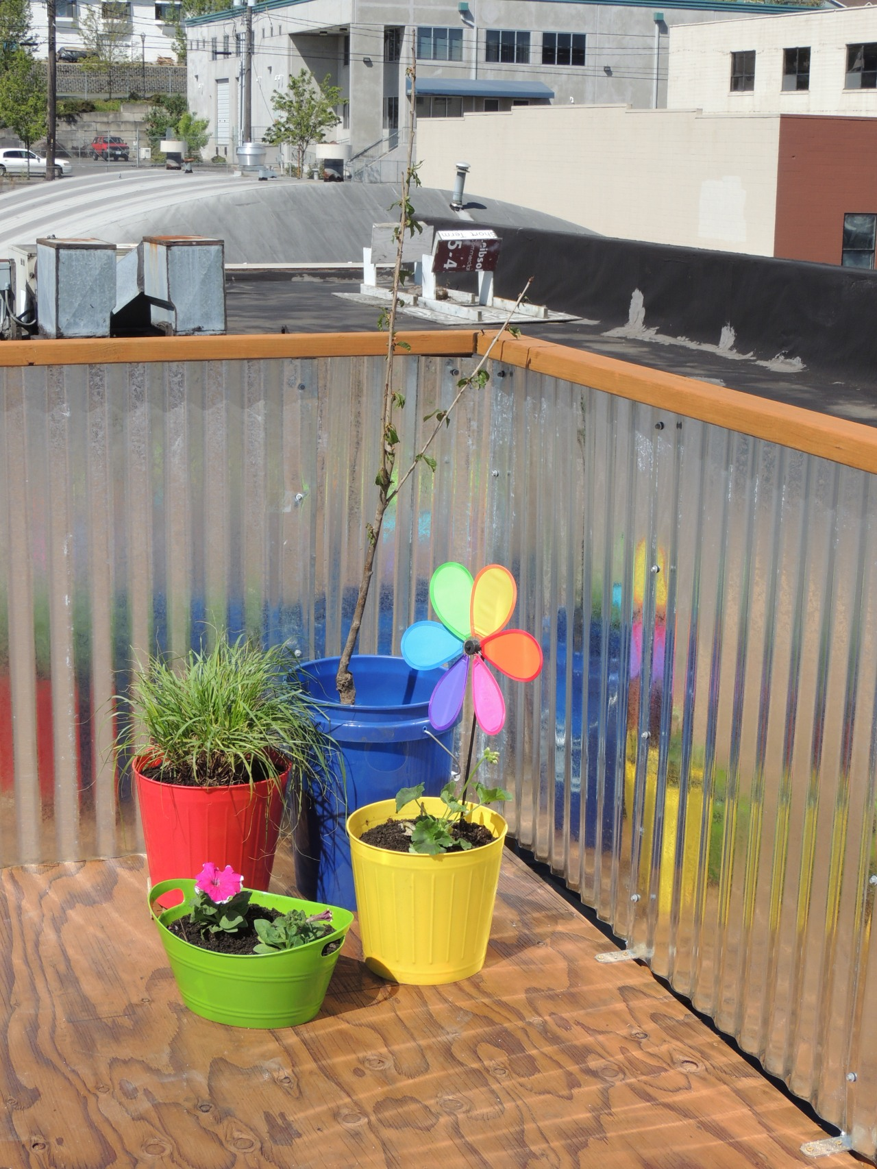'Decking' Out Your Balcony on a Budget (part 2)