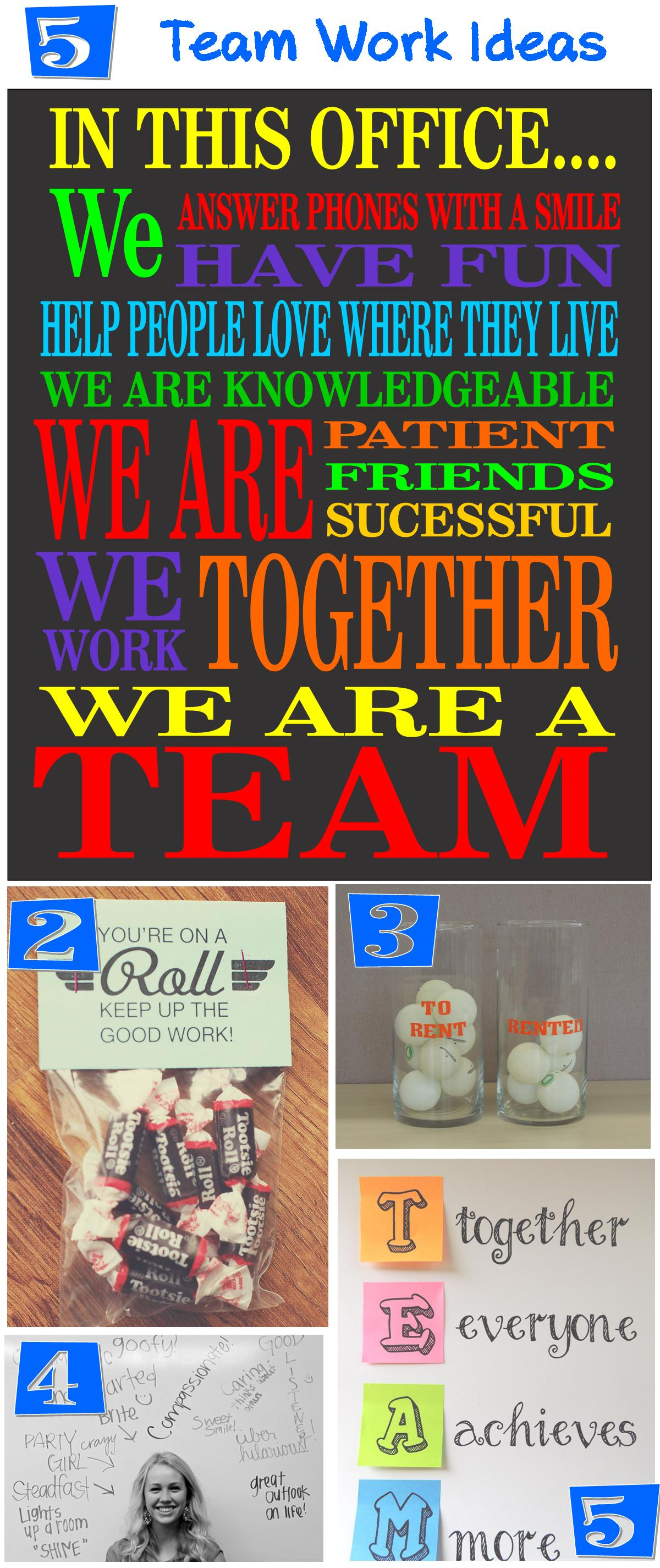 Pictures Funny Team Work Poster Building The Railroad Quotes About