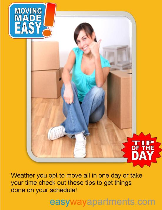 #moving made easy Is your style fast or slow