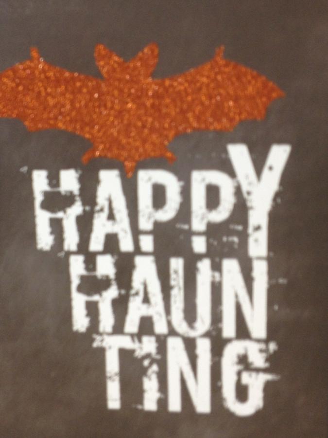 #happy #haunting