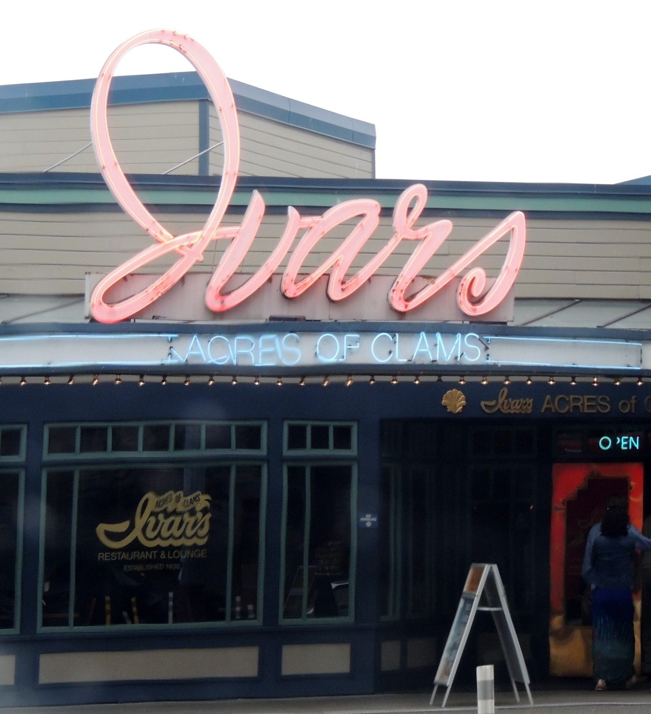 Out and About| Seattle Waterfront and Pike Place Market #ivars