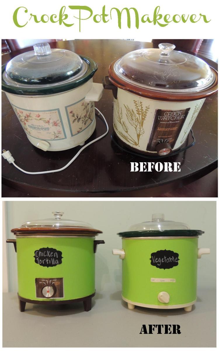 Crock Pot Makeover Premier Residential